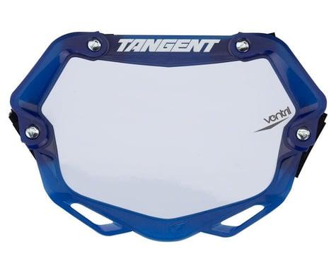 Tangent 3D Ventril Number Plate (Trans Blue) (S)