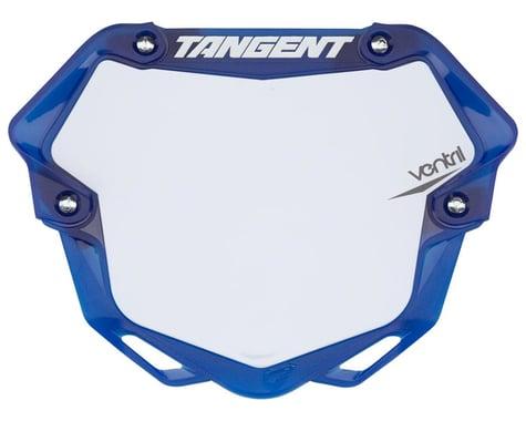 Tangent 3D Ventril Plate Trans (Blue) (L)
