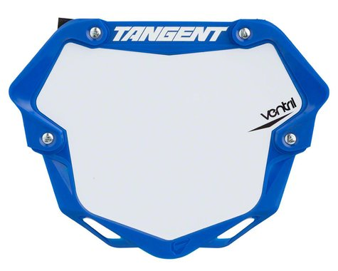 Tangent 3D Ventril Plate (Blue) (L)