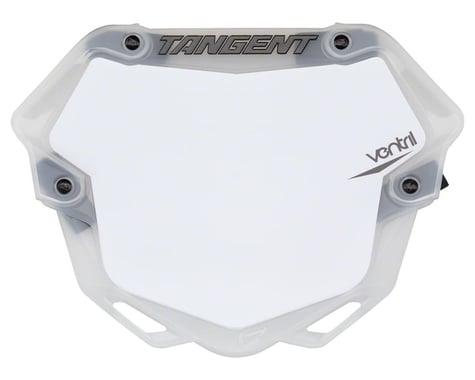 Tangent 3D Ventril Plate (Clear) (L)