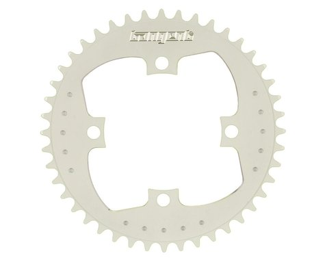 Tangent 4-Bolt Chainring (White) (36T)