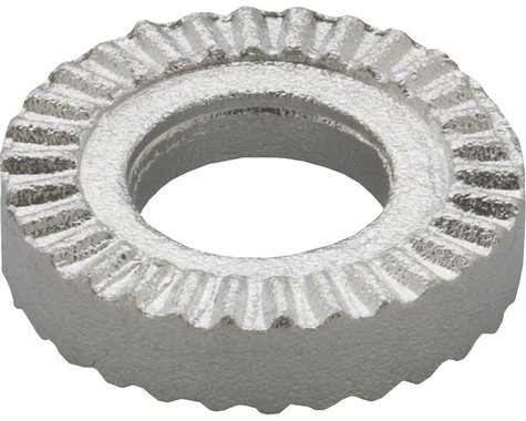 Tektro Serrated Brake Washer #6.1x13.3 SB Silver