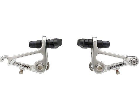 Tektro CR720 Cantilever Brake (Front or Rear) (Polish Silver)