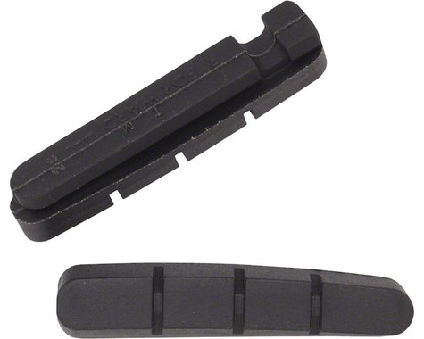 Tektro Replacement Brake Pads for Cartridge Road Shoes