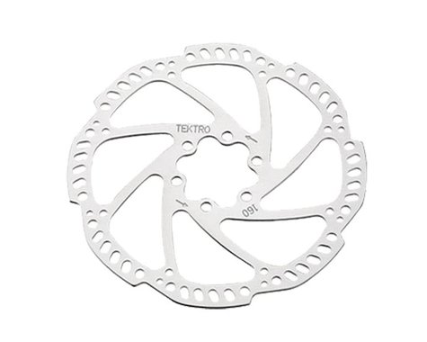 Tektro Polygon Disc Brake Rotor (6-Bolt) (1) (160mm)