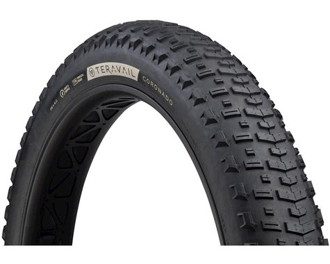 Teravail Coronado Tubeless Tire (Black) (Light and Supple)