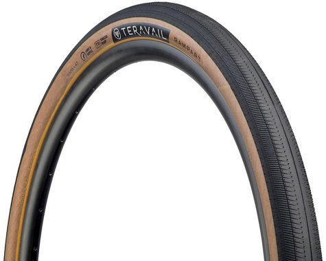 Teravail Rampart Tubeless Tire (Black/Tan) (Light & Supple/TR) (650 x 47)