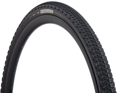 Teravail Cannonball Gravel Tire (Black) (Light & Supple/TR) (650 x 40)