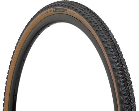 Teravail Cannonball Tubeless Gravel Tire (Tan Wall) (700c) (42mm)