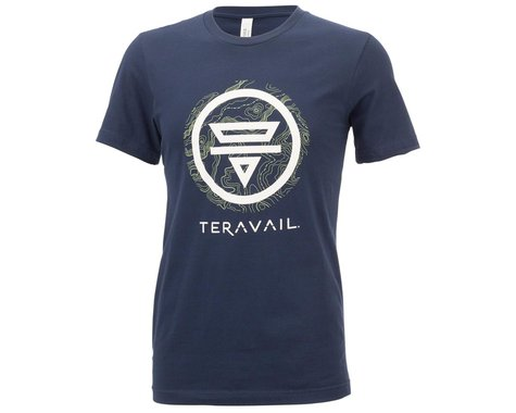 Teravail Logo T-Shirt (Navy) (XS)