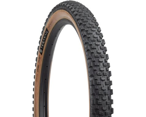 Teravail Honcho Mountain Bike Tire (Tan/Black) (Light & Supple/TR) (27.5 x 2.60)