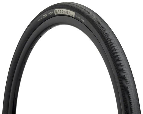 Teravail Rampart Tubeless All-Road Tire (Black) (700c) (42mm)