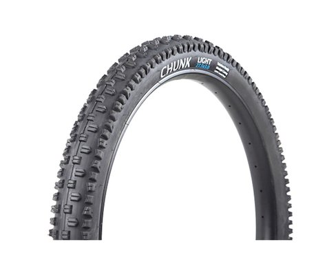Terrene Chunk K Tough Tubeless Tire (Black)