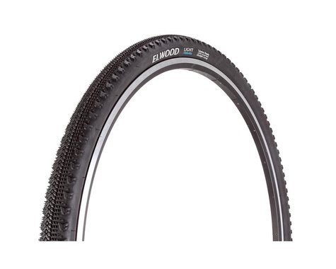 Terrene Elwood Tough K Tubeless Tire (Black) (700 x 35)