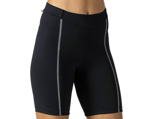 Terry Women's Bella Short (Black/Grey) (Regular Inseam) (XL)