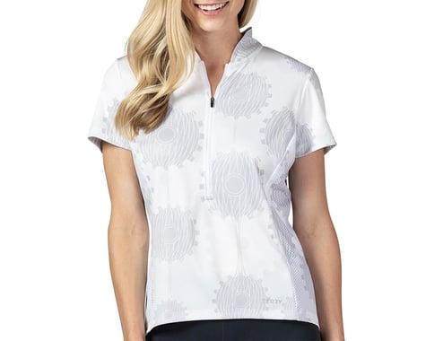 Terry Women's Breakaway Mesh Short Sleeve Jersey (Retrogear/White) (XS)