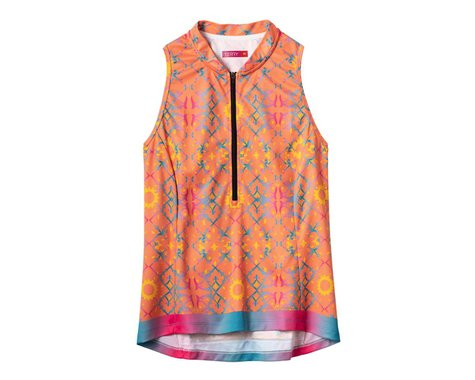 Terry Women's Sun Goddess Sleeveless Jersey (Lattice) (S)