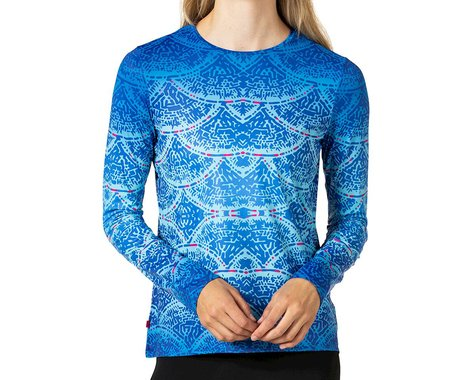 Terry Soleil Flow Women's Long Sleeve Cycling Top (Tudor) (S)