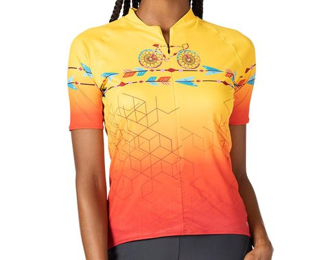 Terry Women's Soleil Short Sleeve Jersey (Dream Chaser) (XL)