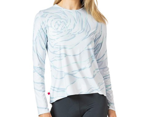 Terry Women's Soleil Flow Long Sleeve Cycling Top (Spokette) (XL)