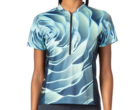 Terry Women's Breakaway Mesh Short Sleeve Jersey (Momentum) (S)