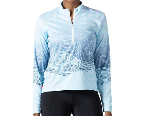 Terry Women's Sunblocker Jersey (Seas The Day) (XL)