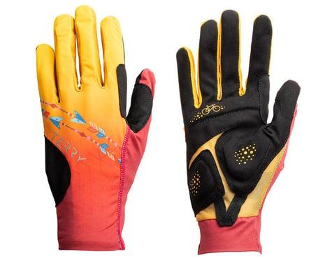 Terry Women's Soleil UPF 50+ Full Finger Gloves (Dream Chaser) (XL)