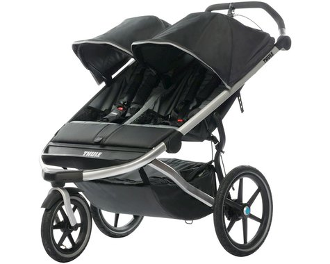 Thule Urban Glide 2.0 Double Child Stroller (Black)