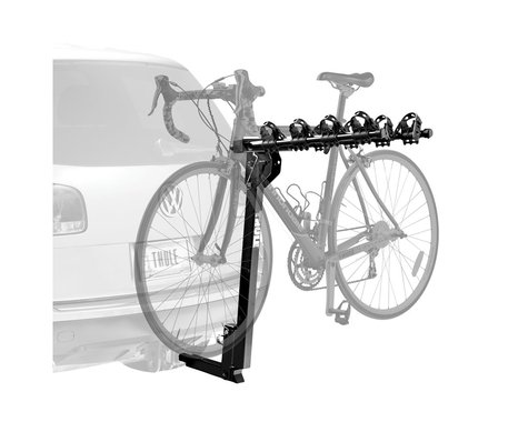 Thule 934PRO 4-Bike Hitch Rack