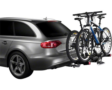 "Thule 9032 EasyFold 1.25"" or 2"" Hitch Rack: 2-Bike"
