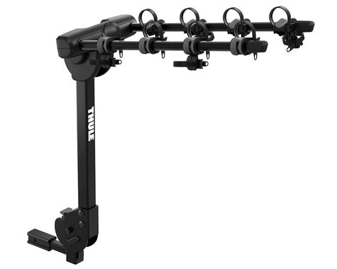 Thule Camber Hitch Bike Rack (Black) (Universal Hitch) (4 Bike)