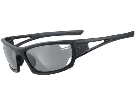 Tifosi Dolomite 2.0 (Matte Black) (Smoke, AC Red & Clear Lenses)