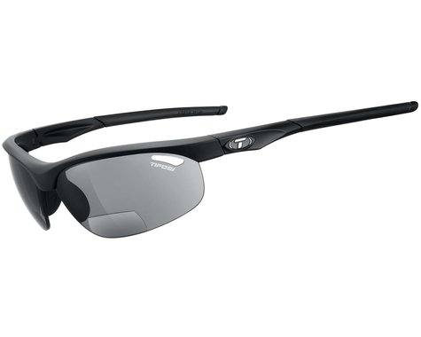 Tifosi Veloce Sunglasses (Matte Black) (Readers 2.0)