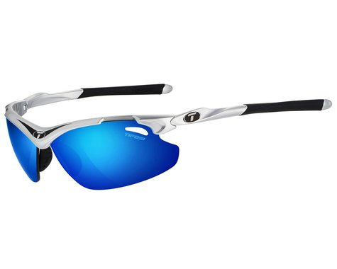 Tifosi Tyrant 2.0 Sunglasses (Race Black) (Polarized)
