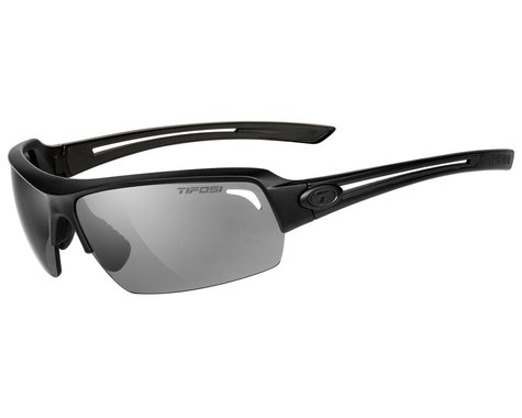 Tifosi Just (Matte Black) (Smoke Lens)