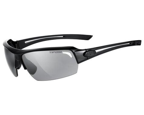 Tifosi Just Sunglasses (Gloss Black) (Polarized)