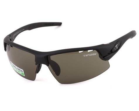 Tifosi Crit Sunglasses (Matte Black)