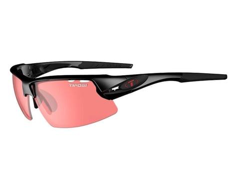 Tifosi Crit Sunglasses (Crystal Black) (Enliven Bike Lens)
