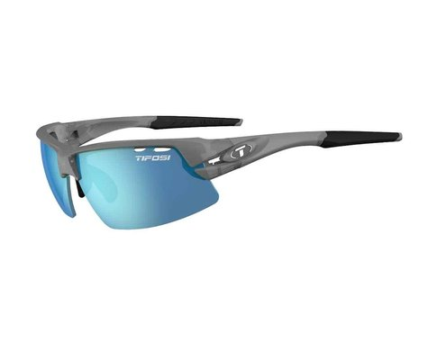 Tifosi Crit Sunglasses (Matte Smoke) (Enliven Off-Shore Polarized Lens)