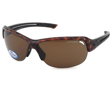 Tifosi Mira Sunglasses (Tortoise) (Polarized)