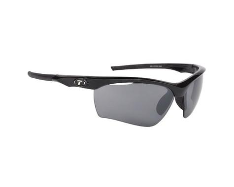 Tifosi Vero (Gloss Black) (Smoke, AC Red & Clear Lenses)