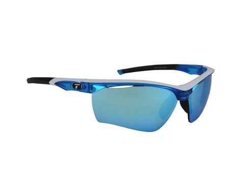 Tifosi Vero (Skycloud) (Clarion Blue, Ac Red & Clear Lenses)