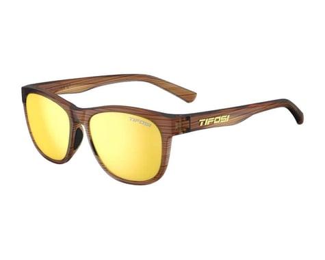 Tifosi Swank Sunglasses (Woodgrain)