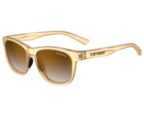 Tifosi Swank Sunglasses (Gold Shine)