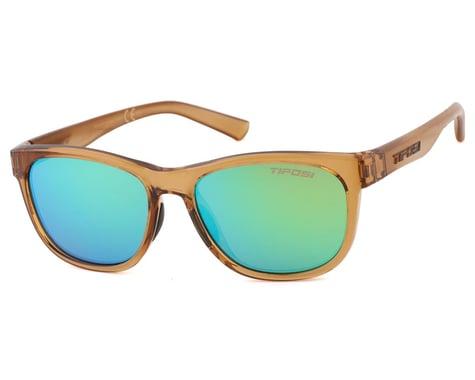 Tifosi Swank Sunglasses (Crystal Brown)