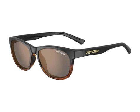 Tifosi Swank Sunglasses (Brown Fade)