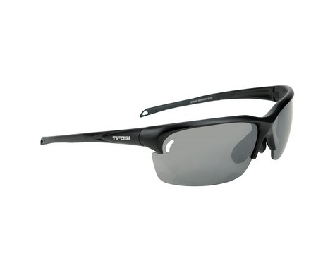 Tifosi Stelvio Multi-Lens Eyewear - Performance Exclusive (Black)