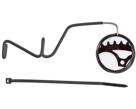 Tiger Eye Sport Glass Mount Mirror (Chainring)
