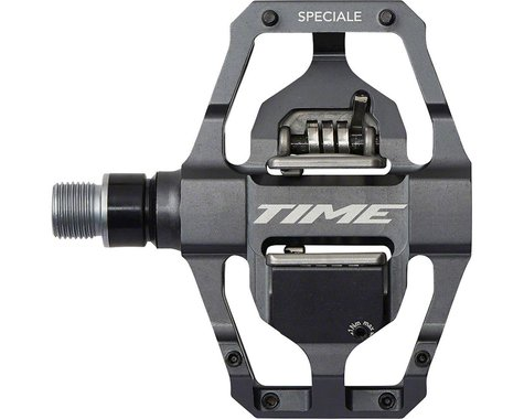 Time SPECIALE 12 Gray Pedals (Grey)
