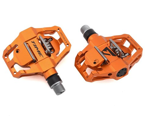 Time Speciale 8 ATAC Pedals (Orange)
